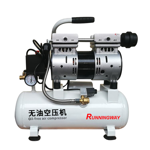 Oil-free piston air compressor RHB35